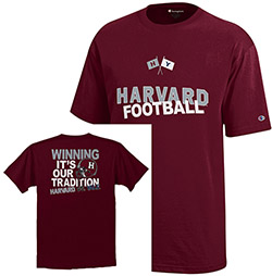 Harvard-Yale Maroon Youth T Shirt