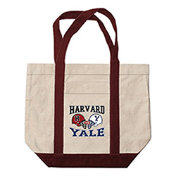 Harvard /Yale Medium Tote Bag