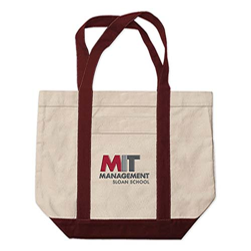 MIT Sloan Extra Large Tote Bag