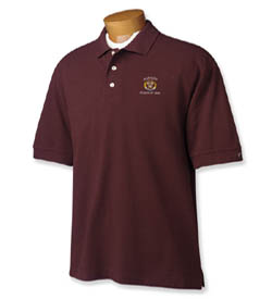 Cutter & Buck Class of 1956 Maroon Polo