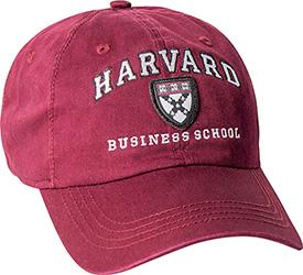 Harvard Business School Crimson Hat