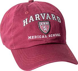 Harvard Medical School Crimson Hat