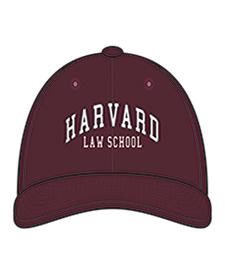 Harvard Law School Crimson Hat