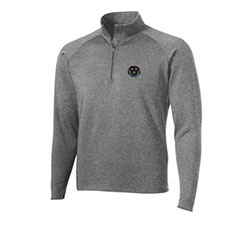 Harvard Veritas Seal Performance Graphite 1/4 Zip