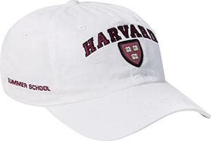 Harvard Summer School White Hat