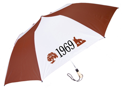 Class of 1969 Folding Golf Umbrella