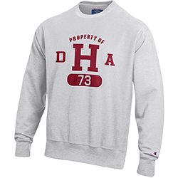 Champion Reverse Weave Class of 1973 Crew Sweatshirt