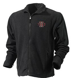 Class  of 1973 Black Full Zip Jacket