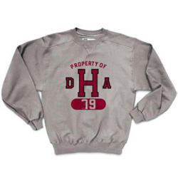 DHA Class of 1979 Youth Sweatshirt