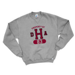 DHA Class of 1983 Youth Sweatshirt