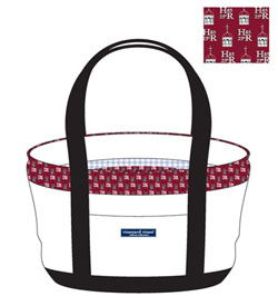 Harvard Class of 1985 Vineyard Vines Mini Tote Bag