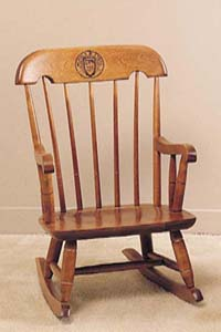 Harvard Child's Boston Rocking Chair