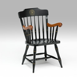 The Standard Harvard Silk-Screen Chair