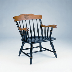 The Standard Harvard Laser-Etched Chair
