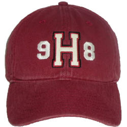 Crimson Class of 1998 Hat