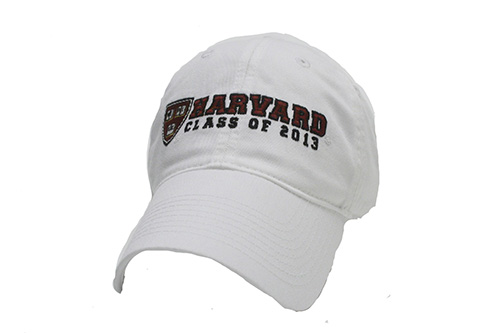 Harvard Class of 2013 White Hat