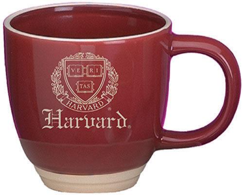 Harvard Seal 14 oz Bistro Mug