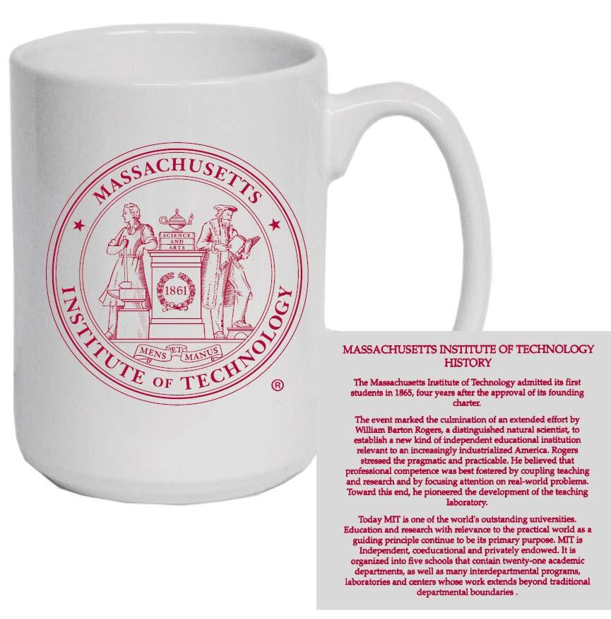 MIT History Mug