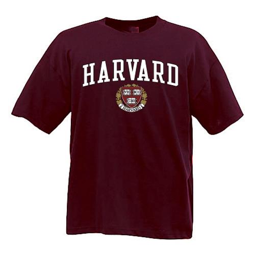 Harvard Basic Performance tee