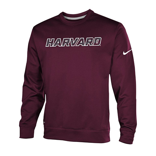 Harvard Men's Nike Therma Fit Crew