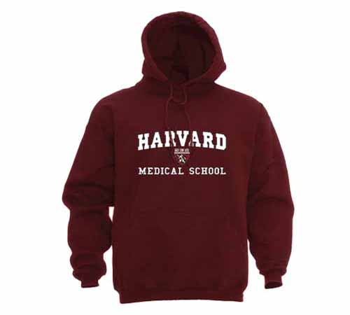Medical School Maroon Hd Sweatshirt