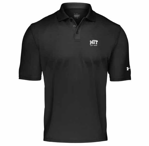 Under Armour Perfomance MIT Carbon Polo