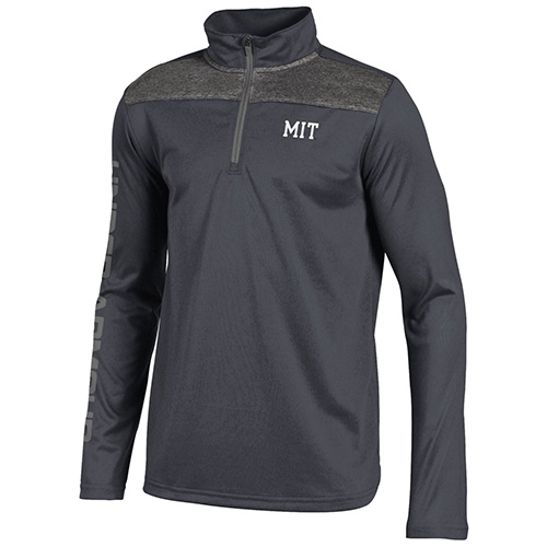 Youth MIT Under Armour Tech 1/4 Zip