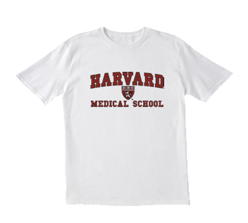 Medical School White T Shirt