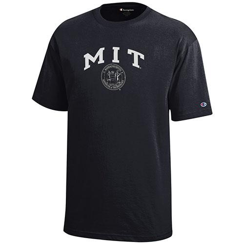 MIT Black Youth Tee Shirt