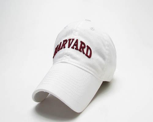 Harvard White Hat