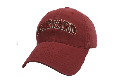 Harvard  Youth Maroon Foam Design Hat