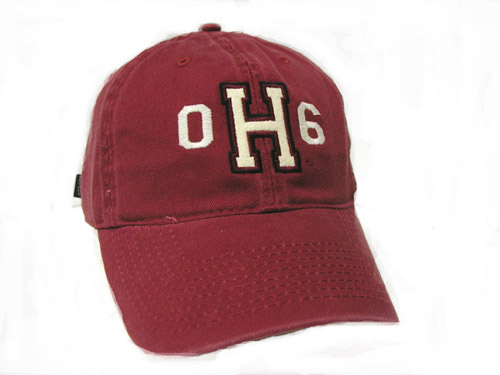 Class of 2006 Burgundy Hat