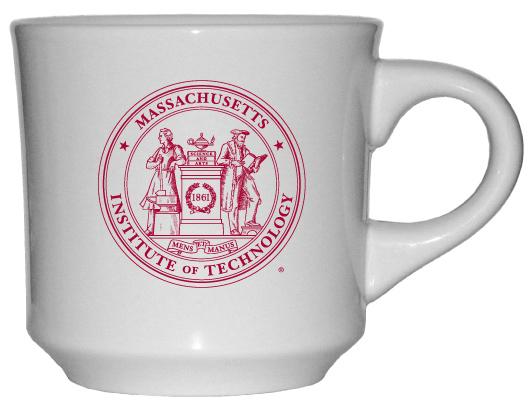 MIT Seal 10 oz Dairy Mug