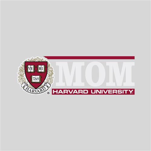 Harvard Mom Decal
