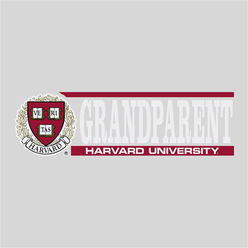 Harvard Grandparent Outside Decal