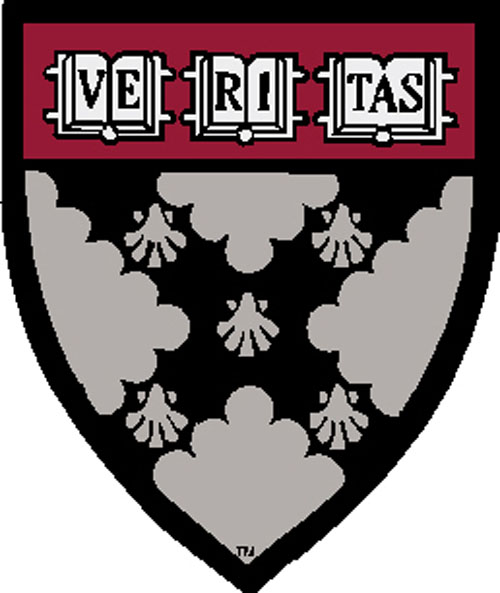 Harvard Business School  Outside Decal