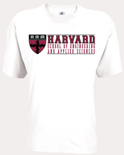 School of Engineering and Applied Science White T Shirt