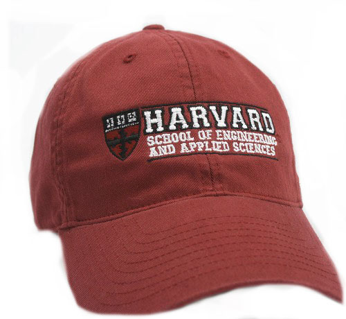 Crimson Unstructured School of Engineering & Applied Sciences Hat