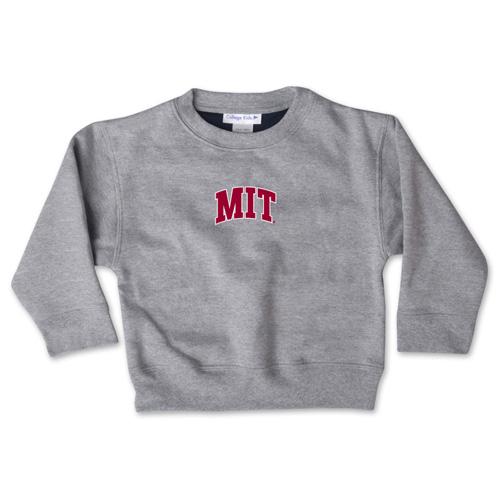 MIT Crew Toddler Grey Sweatshirt