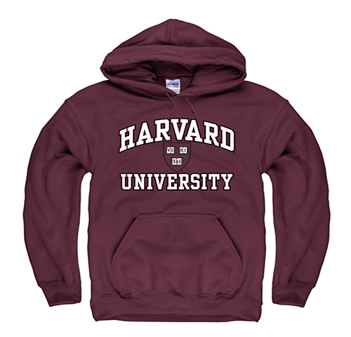 Harvard Maroon Value Hood