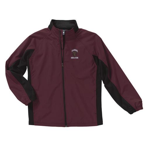 Harvard Medical School Maroon Synthesis Jacket