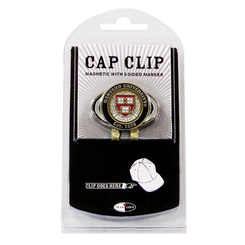 Harvard Golf Cap Clip