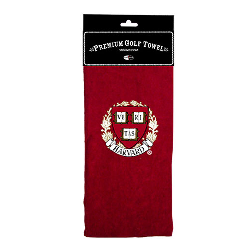 Harvard Premium Golf Towel