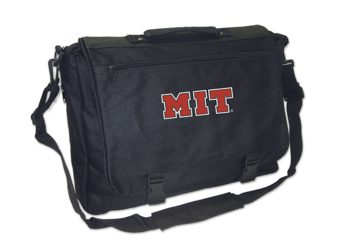 MIT Embroidered Shoulder Pak
