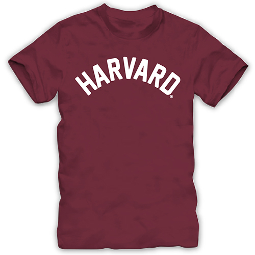 Harvard Maroon Value Tee Shirt