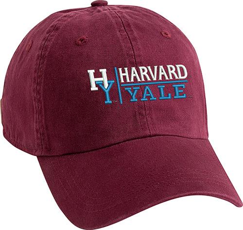 HY/Harvard -Yale Maroon Hat