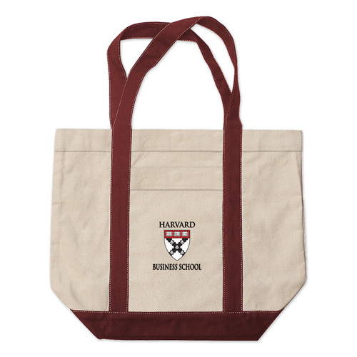 Harvard Business School Medium Tote Bag