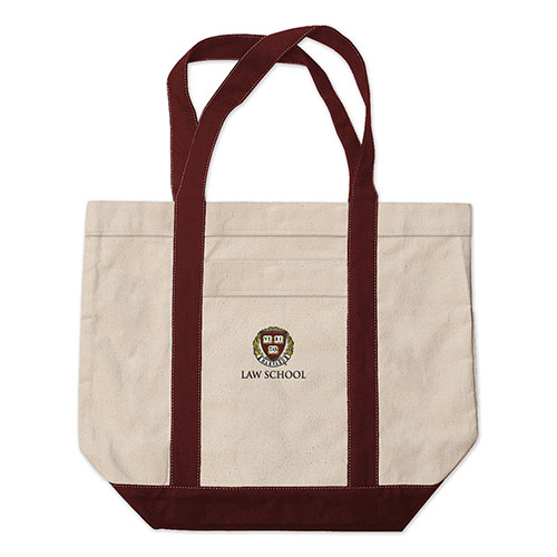 Harvard Law School Medium Tote Bag