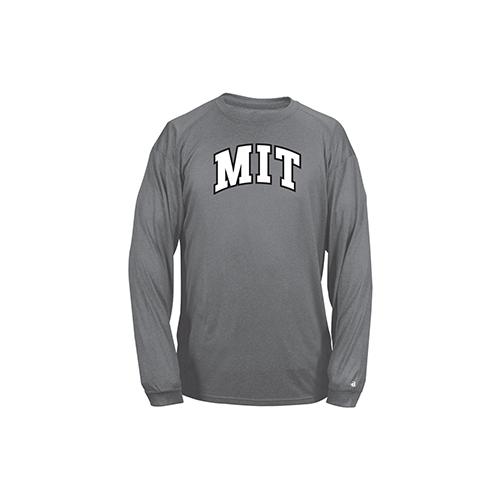 Performance MIT Carbon Long Sleeve T Shirt
