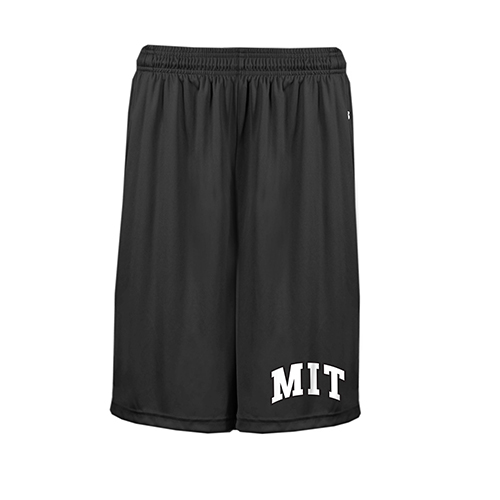 MIT Carbon Performance Pro Heather Pocketed Shorts
